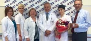 Avrasya Hospital, Hemşireler haftasını Unutmadı