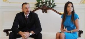 Azerbaycan Cumhurbaşkanı Aliyev Eşini birinci yardımcısı yaptı