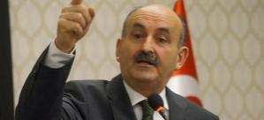 Bakan Müezzinoğlu: Ekim-Kasım gibi referanduma gidelim