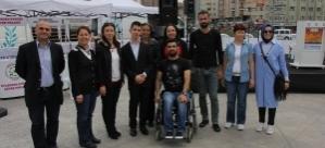 Beden Eğitim Öğretmenliğinden Tekerlekli Sandalyeye