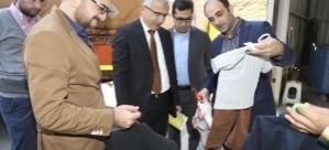 Beykoz'dan Suriye'ye 7. Yardım Tırı