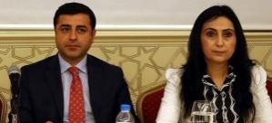 Cezaevinde tutulan HDP' li milletvekilleri Anayasa görüşmelerinin durdurulmasını istedi