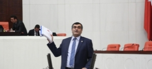 CHP'li Vekil Şeker'den İmha Edilen Kitap Sorusu