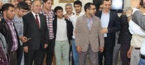 Dalkılıç: Ak Parti'nin En Büyük Vaadi Huzur Ve Kardeşliktir