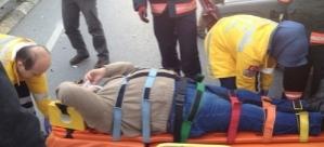Fatih'te trafik kazası: 4 yaralı - İstanbul Haberleri