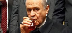 HDP'li vekilden Bahçeli'ye: Al pesküvitlerini...
