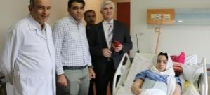 Irak'ın Başkenti Bağdat'tan Geldi Avrasya'da Şifa Buldu