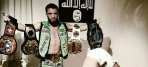 IŞİD,Dünya Şampiyonunu İnfaz Etti