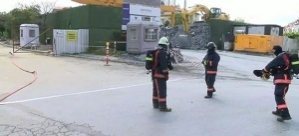 İstanbul'da Metro Hattı İnşaatında Doğalgaz Borusu Patladı