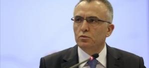 Maliye Bakanı Naci Ağbal: Projemizde askeri tesisler yok