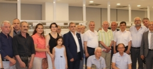 Rumeli Camiası Avrasya Hastanesine Haran Kaldı