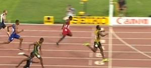 Usain Bolt 10. altın madalyasını kazandı