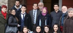 Zeytinburnu Engelliler Meclisi'nden Kocaeli'ne Ziyaret