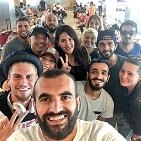 Survivor Yarışmacıları Kıbrıs'ta