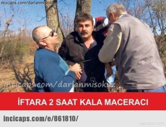 EN KOMİK RAMAZAN CAPSLERİ..