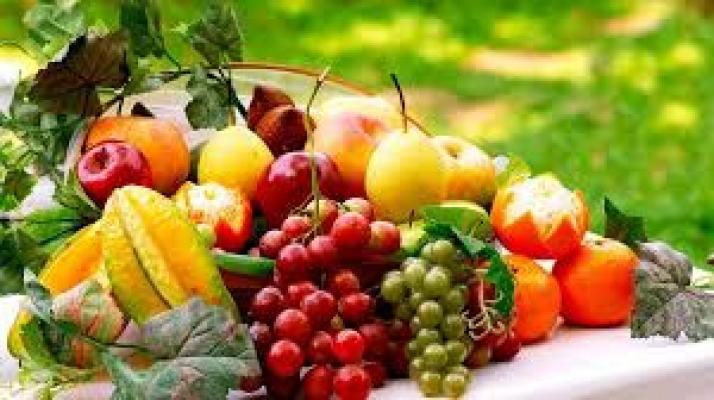 Bahar aylarında 5 porsiyon meyve ve sebze tüketilmeli