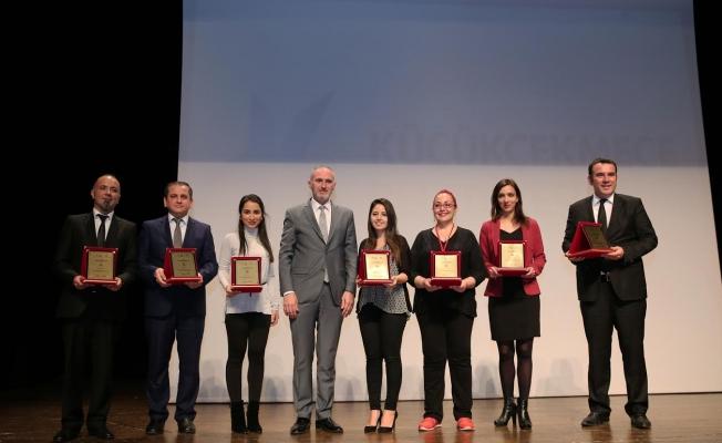 'Liseler Arası Bilişim Kampı' Projesinin Kapanış Töreni Yapıldı