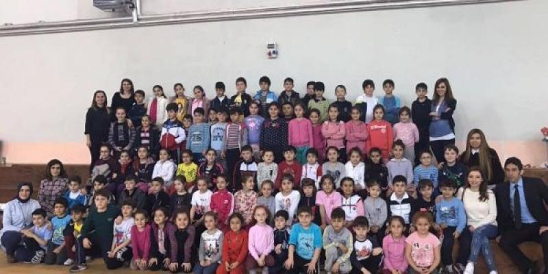 Bağcılar İÇDAŞ  İlkokulu Başarılara Doymuyor