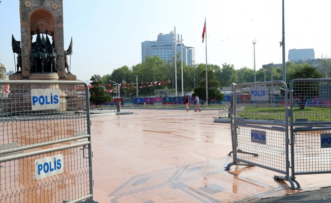 Gezi Parkı açıldı