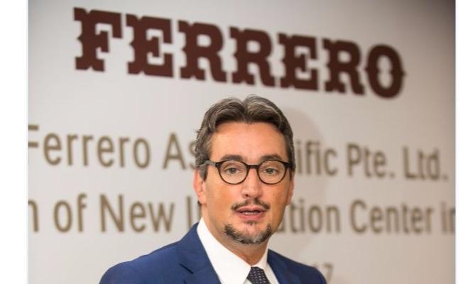 İtalyan Ferrero, Singapur'da İnovasyon Merkezi Açtı