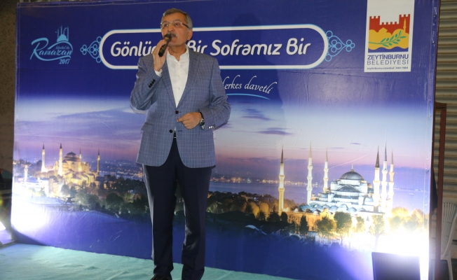 Sondan Bir Önceki Sokak İftarı Yeşiltepe'de yapıldı