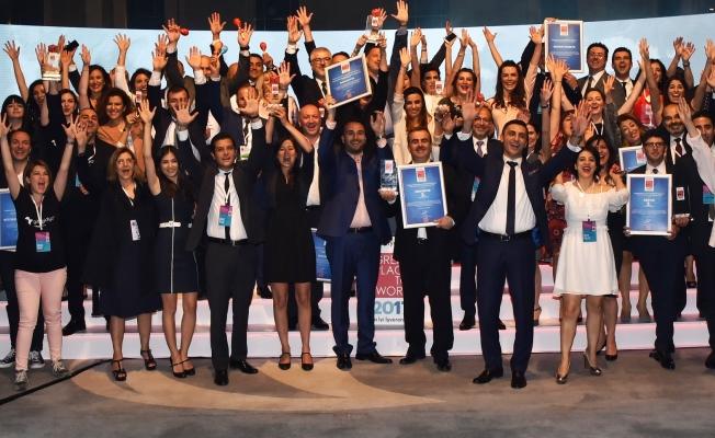 Türkiye'nin en iyi 26 işvereni açıklandı