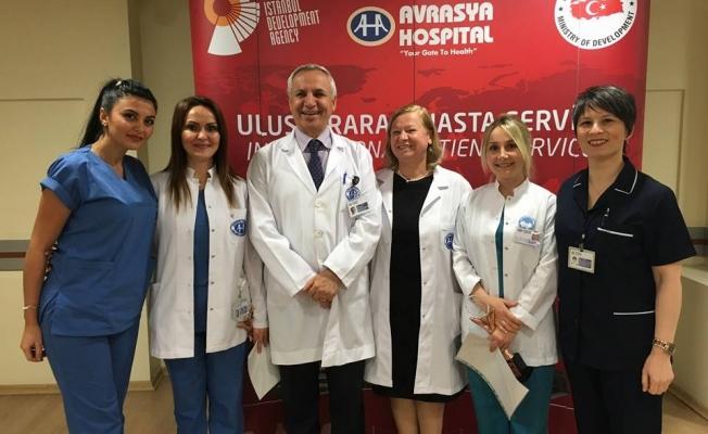Gaziosmanpaşa Küçükköy Avrasya Hastanesi 1 Yaşında