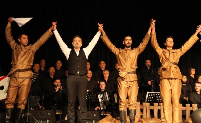Esenyurt Belediye Başkanı Sahnede Erzurum Barı Oynadı