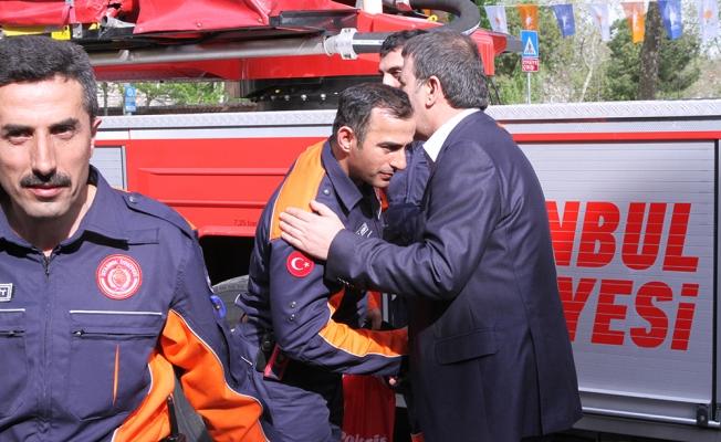 İstanbul İtfaiyesi Şehit Verdi