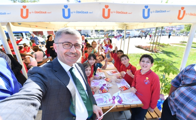 """Türkmen:  """"Üsküdar'ı Üsküdar yapan doğal güzellikleri"""""""