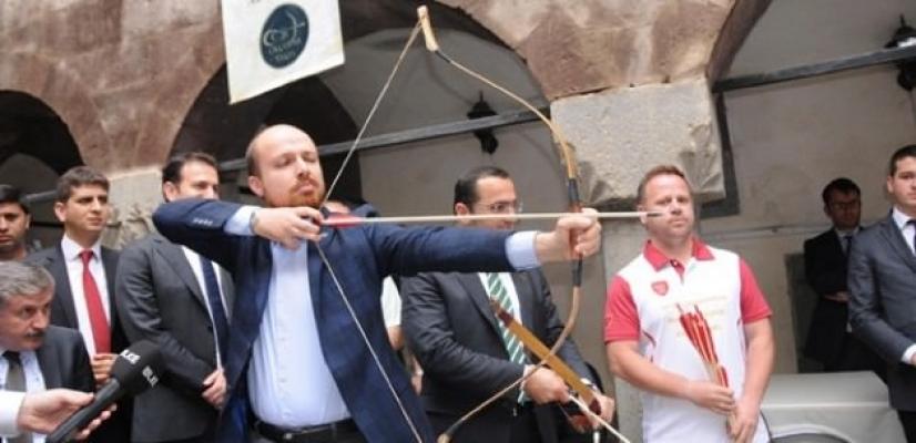 """""""At Binenin Kılıç Kuşananın"""" Sloganıyla Etnospor Yenikapı'da Başladı"""