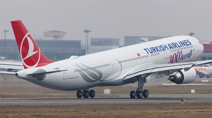 Havada Korku Dolu Anlar Yaşandı! THY Uçağına Kuş Çarptı Uçaklar Pas Geçti.
