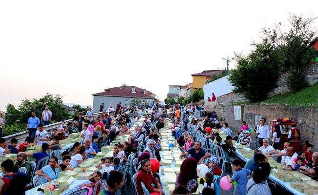 Maltepe'de Ramazan bereketi
