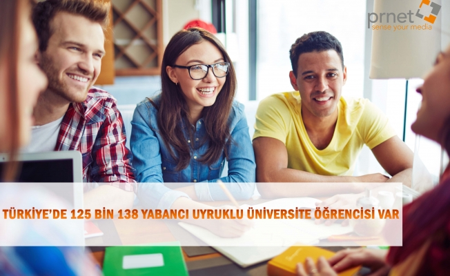 En çok yabancı uyruklu öğrencinin İstanbul'da