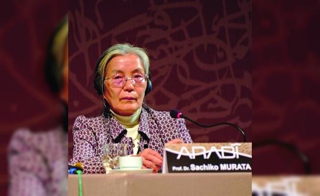 Sachiko Murata, Üsküdar Üniversitesi'ne geliyor