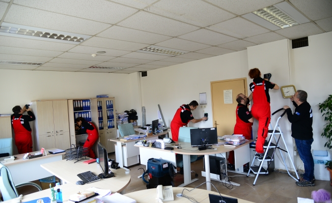 Kadıköy Belediyesi'nden deprem hazırlık çalışması