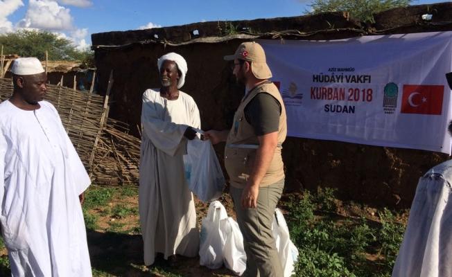 Kurban Bağışları 1 milyon 500 Bin Kişiye Ulaştı