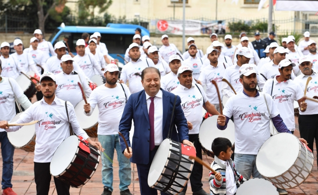 Cumhuriyet coşkusu Maltepe'de yaşanacak