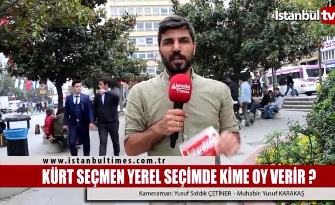 Kürt seçmenler yerel seçimde kime oy verecek?