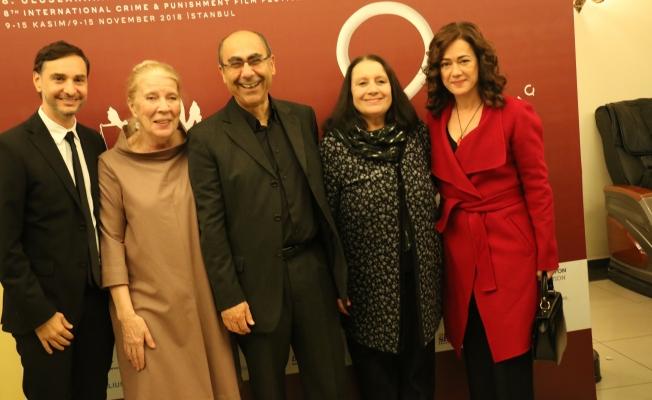 8.Uluslararası Suç Ve Ceza film festivali ödül töreni gerçekleşti