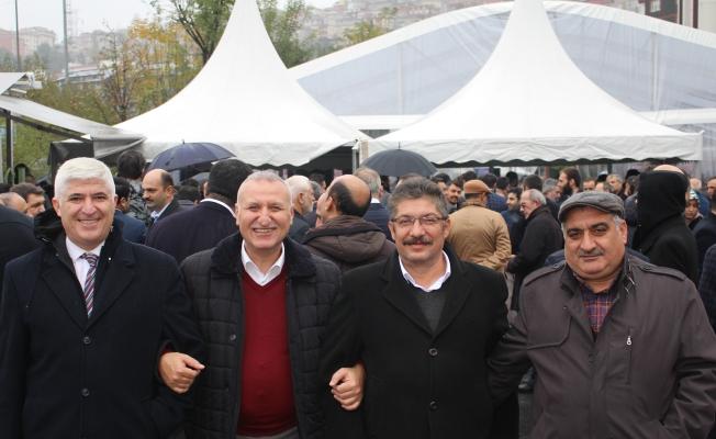 Ak Parti'nin Doğduğu İstanbul'da temayül  yoklaması yapıldı