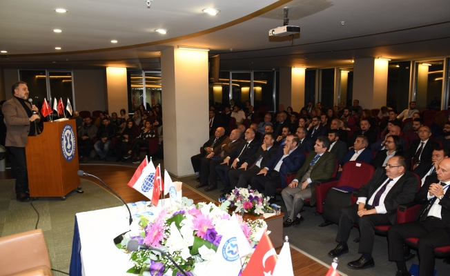Esenyurt'ta sanayici - üniversite işbirliği