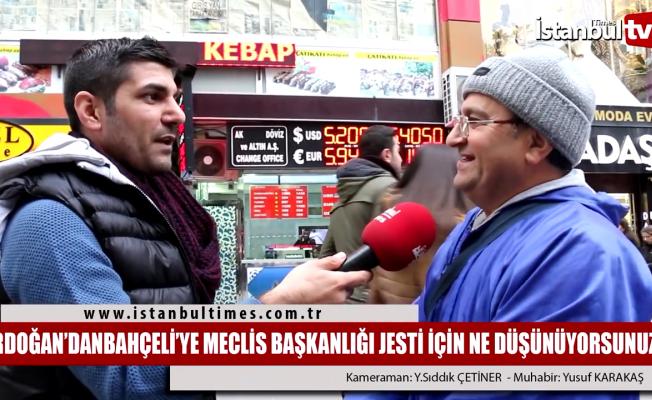 Ak Parti'den MHP'ye Meclis Başkanlığı jesti