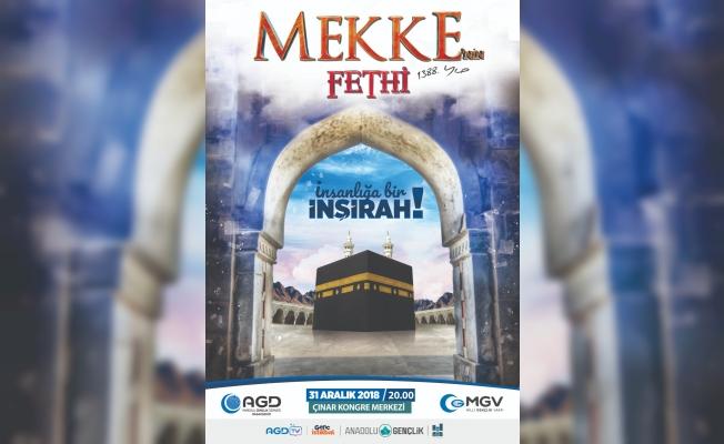 Başakşehir AGD'den Mekke'nin Fethi programı