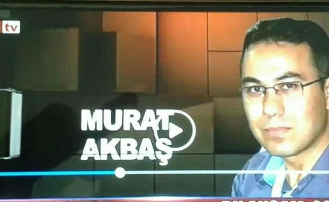Gazetemiz Köşe Yazarı Murat Akbaş Akit TV'de