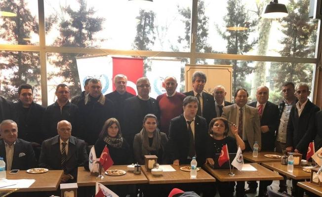 Hukuk Siyaset Araştırmaları Derneği (HUSİAD) 1.Olağan Genel Kurul toplantısını gerçekleştirdi.