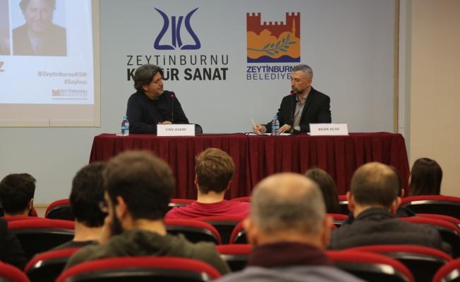 """Zeytinburnu'n da """"Sanatın Ustaları Konuşuyor"""""""