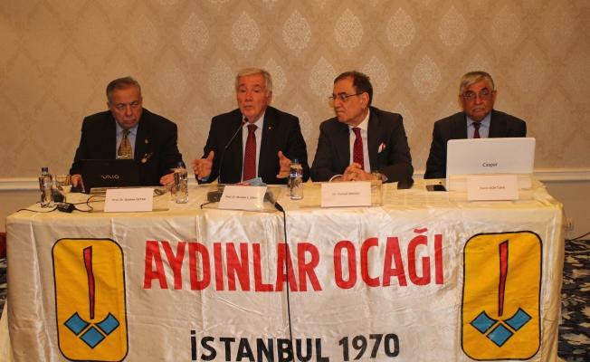 Aydınlar Ocağından:Türk Dünyasında Bitmeyen Kan ve Gözyaşı Oturumu