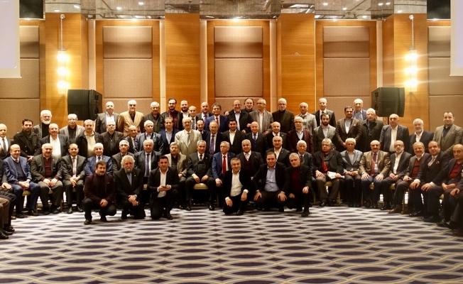 Dostlar Meclisi 58. toplantısını düzenledi