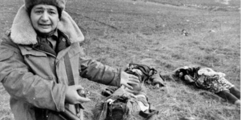 Yirminci asrın vahşeti Hocalı Katliamı'nın kurbanları anılıyor